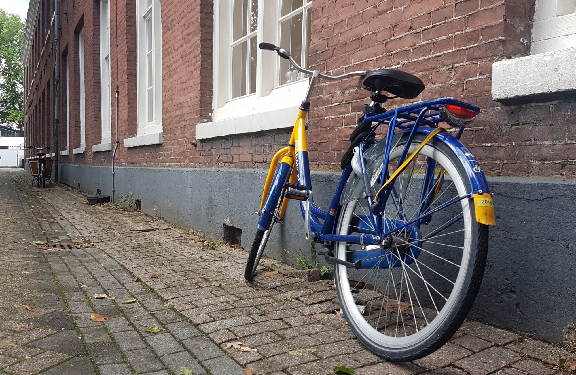 Microservices OV-fiets
