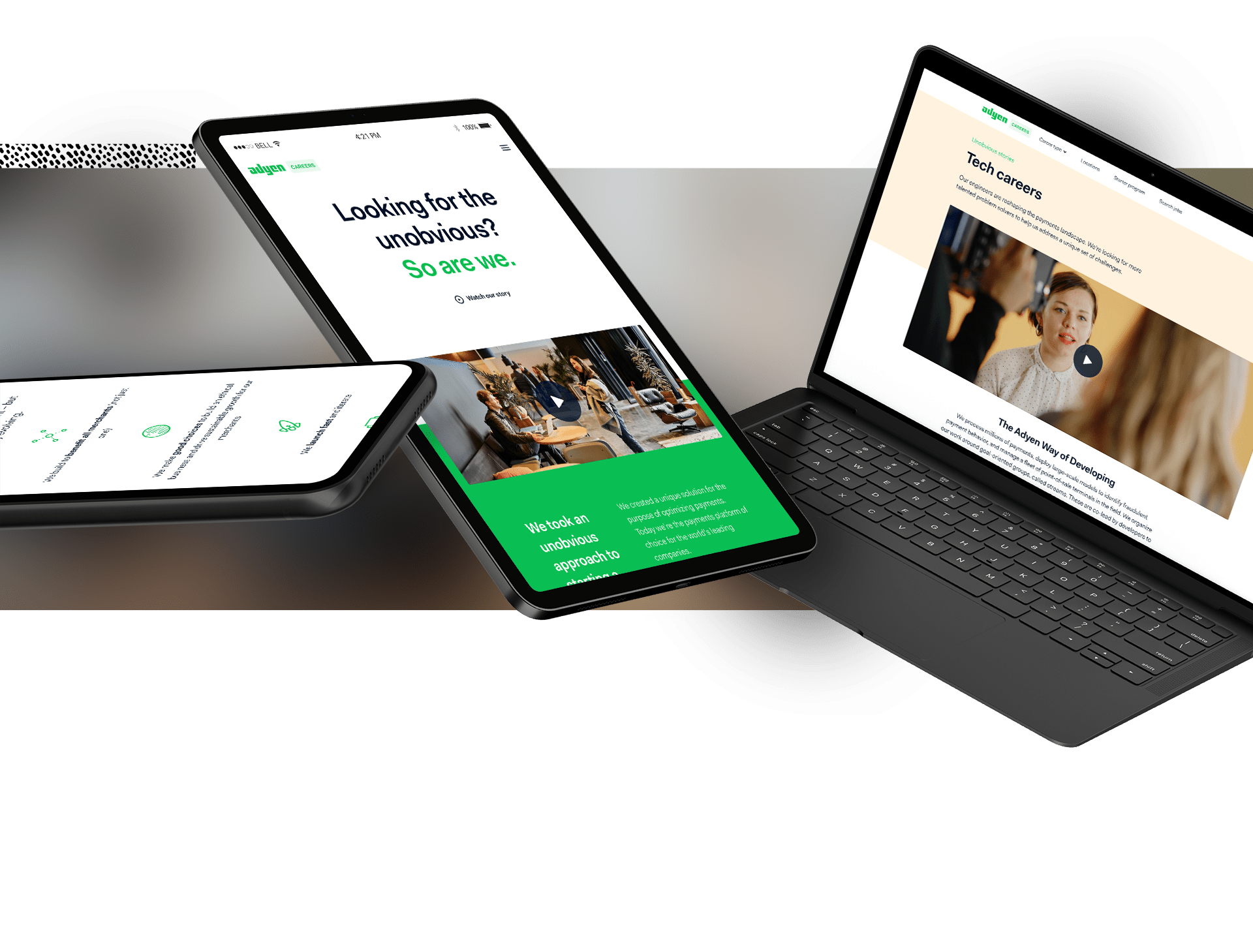 Adyen Career Hub