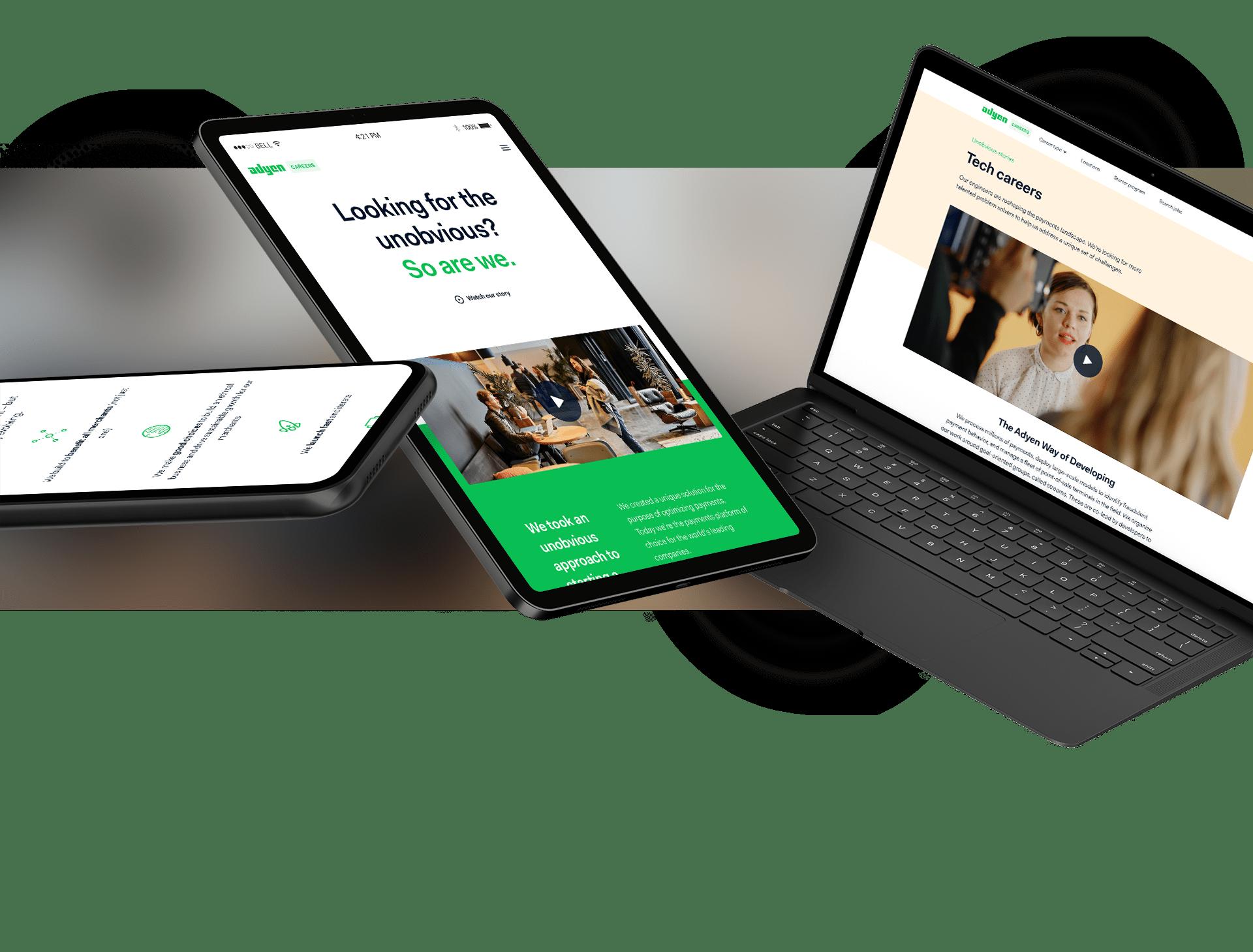 Adyen Career Hub INFO