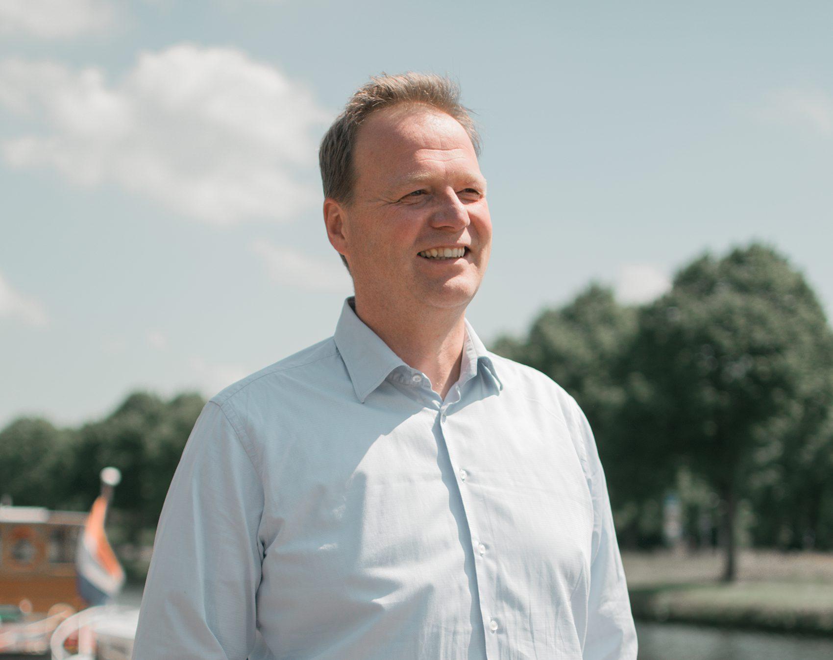 Eric Mink - MaaS - Ministerie Infrastructuur en Waterstaat