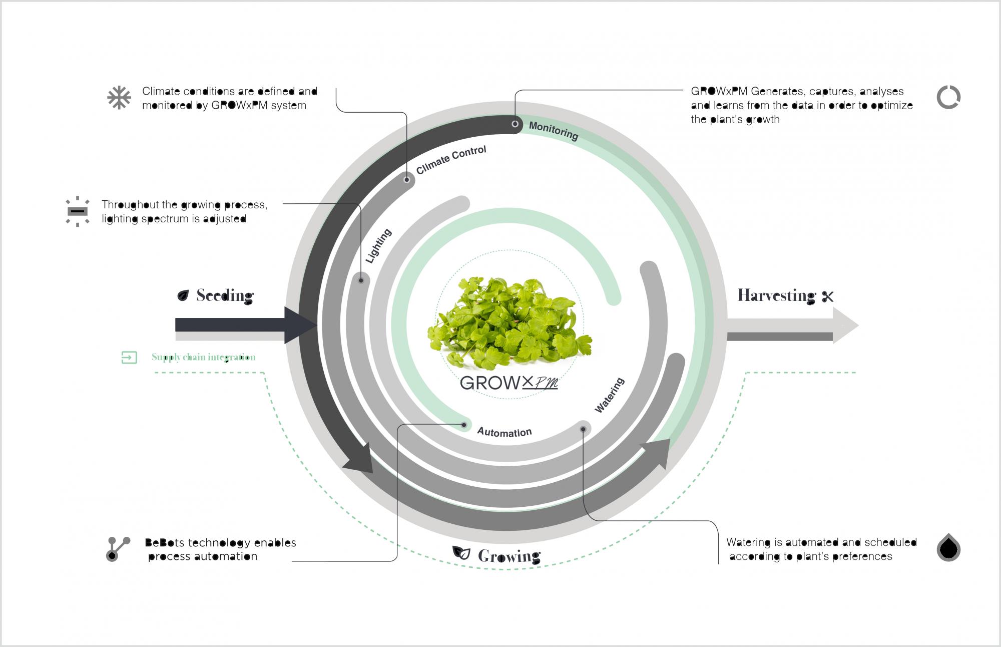 GROWx Infographic