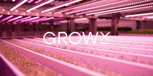 GROWx case