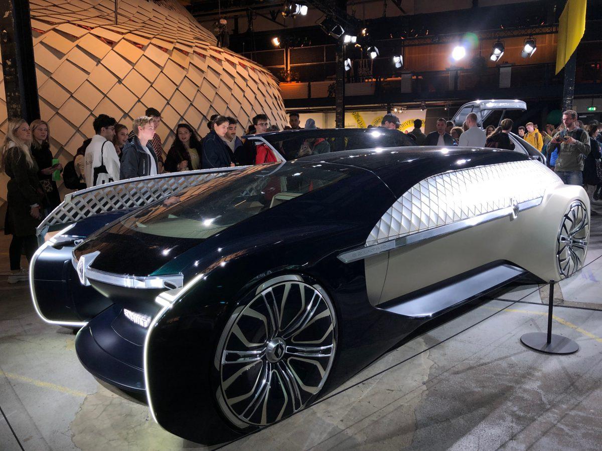 Renault at Dutch Design Week 2019