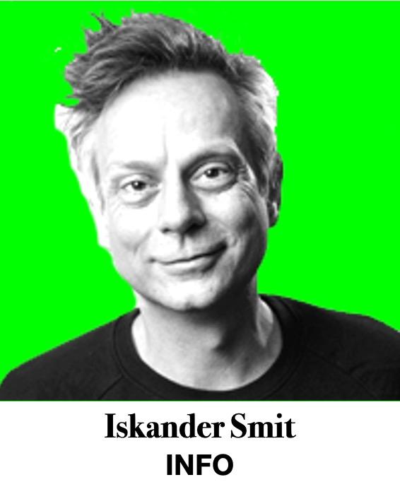 Iskander Smit