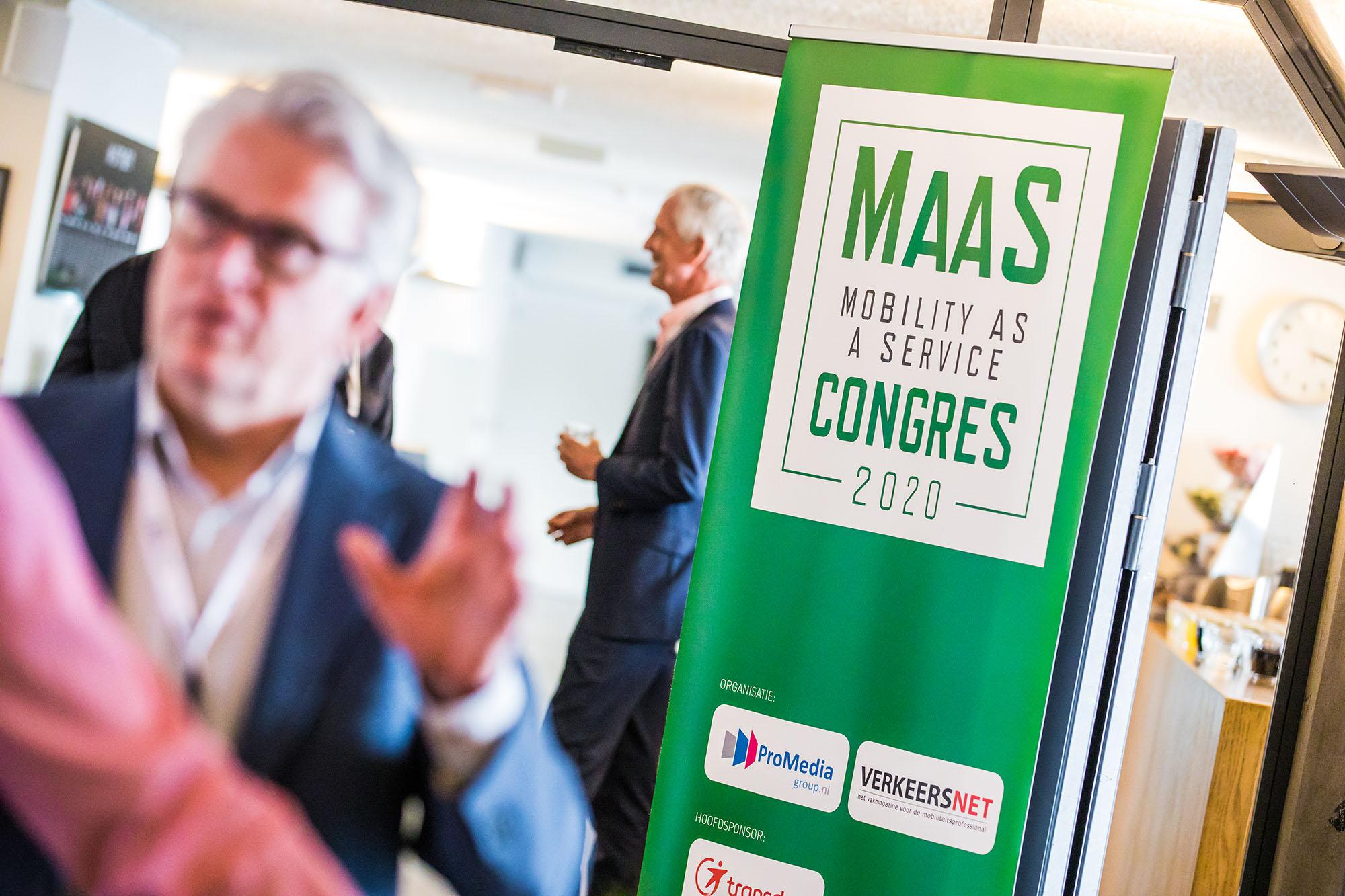 MaaS Congres Amsterdam 2020