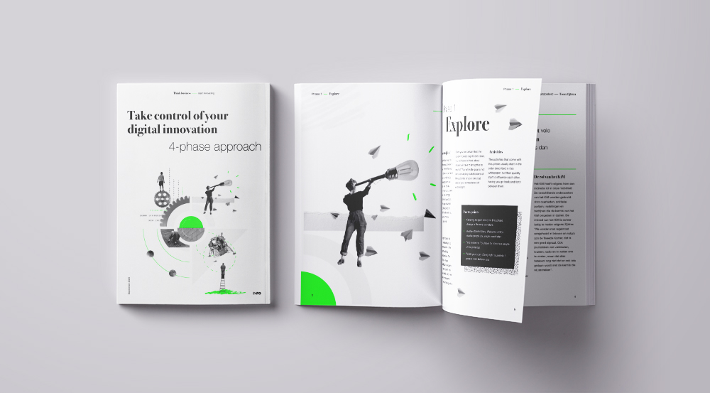 Handbook Controlled Innovation by INFO