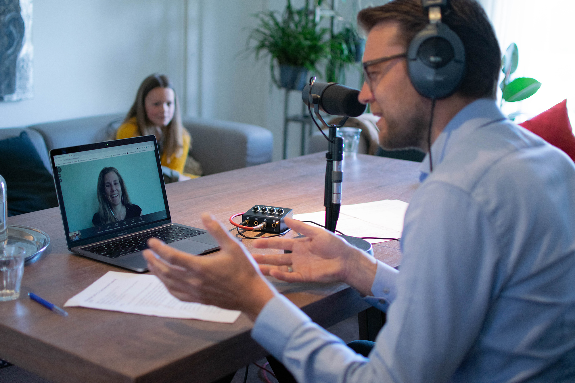 Podcast ABN AMRO by INFO