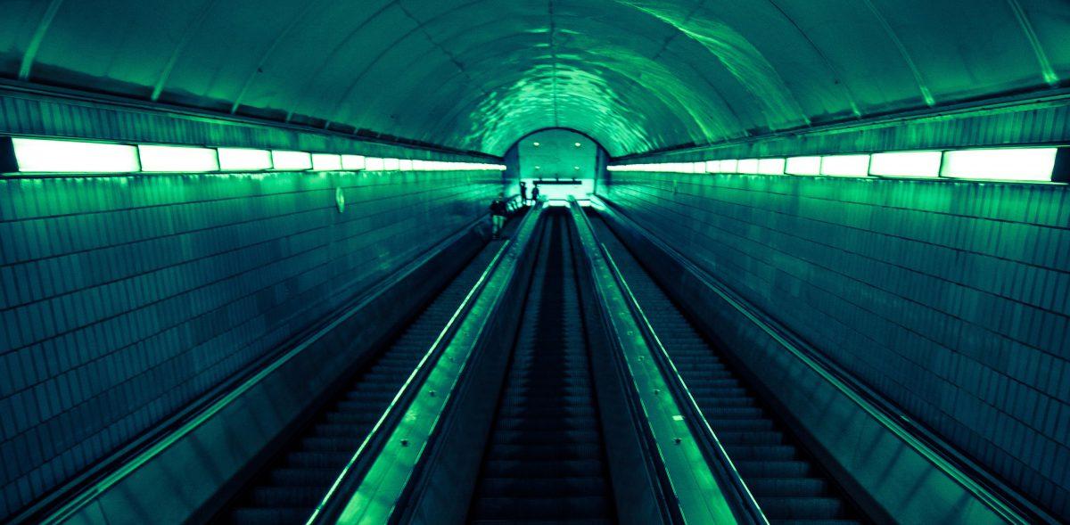 Metro groen