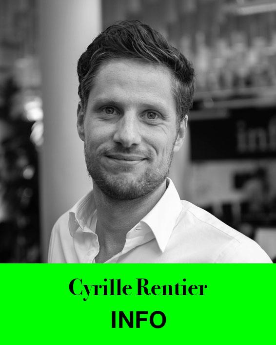 Cyrille Rentier | INFO