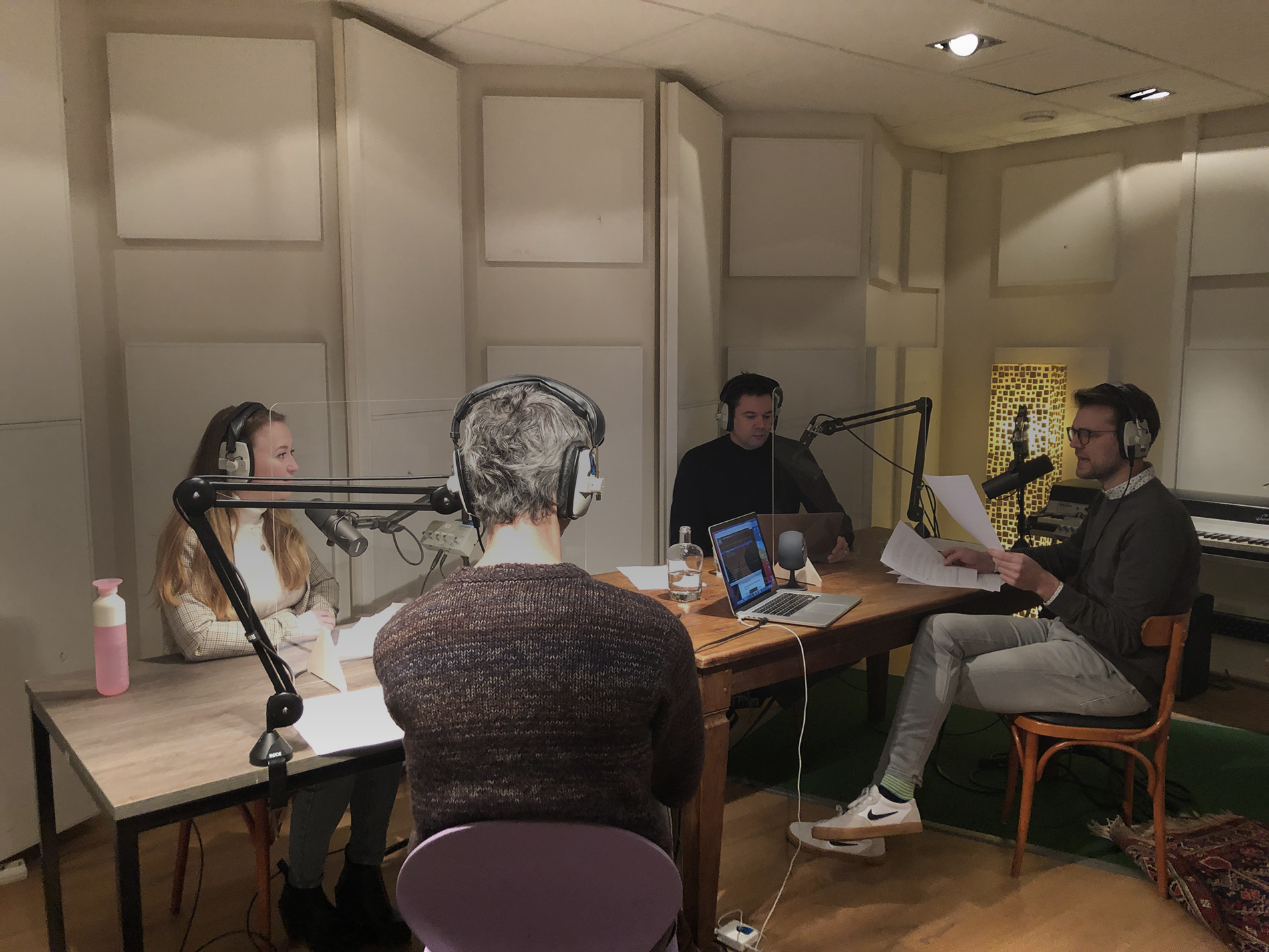 INFO Podcast Special digitale innovatie