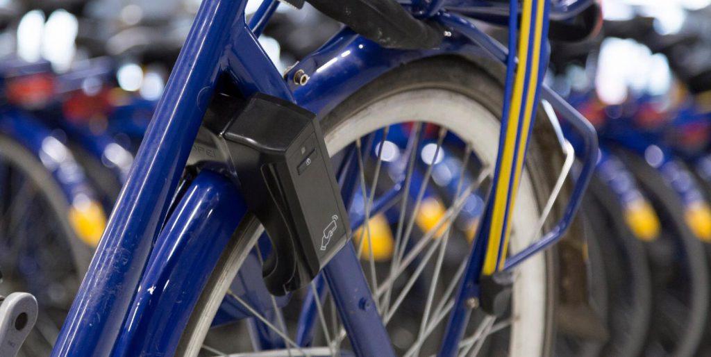 OV-fiets smart lock